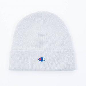 כובע צ'מפיון לגברים Champion Beanie Cap - אפור בהיר