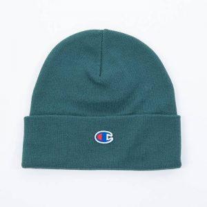 כובע צ'מפיון לגברים Champion Beanie Cap - ירוק