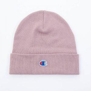 כובע צ'מפיון לגברים Champion Beanie Cap - ורוד בזוקה