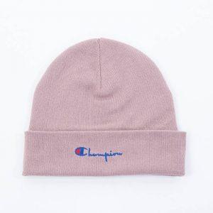 כובע צ'מפיון לגברים Champion Beanie Cap - ורוד בהיר