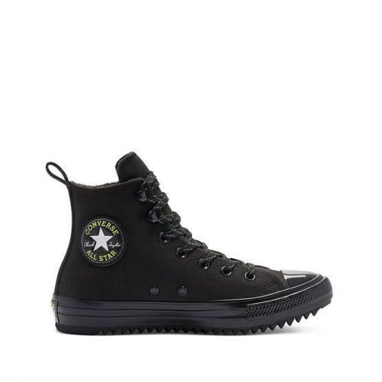 נעלי סניקרס קונברס לגברים Converse Chuck Taylor All Star Hiker - שחור
