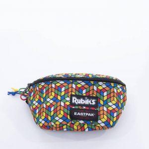 תיק איסטפק לגברים EASTPAK x Rubik's Padded Springer - צבעוני