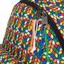 תיק איסטפק לגברים EASTPAK x Rubik's Padded - צבעוני