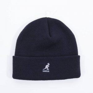 כובע קנגול לגברים Kangol Acrylic Pull-On - כחול הסוואה