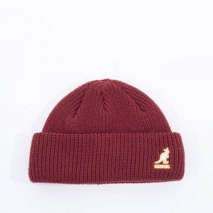 כובע קנגול לגברים Kangol Cardinal 2 Way - אדום
