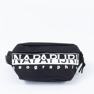תיק נפפירי לגברים Napapijri Happy WB 2 - שחור