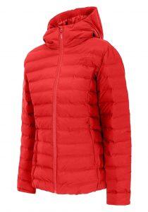 ג'קט ומעיל פור אף לנשים 4F sun - אדום