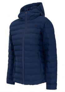 ג'קט ומעיל פור אף לנשים 4F sun - כחול