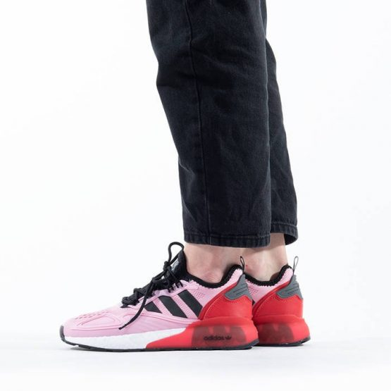 נעלי סניקרס אדידס לנשים Adidas Originals x Ninja Zx 2K Boost - ורוד