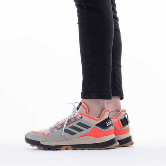 נעלי סניקרס אדידס לנשים Adidas Terrex Hikster - כתום