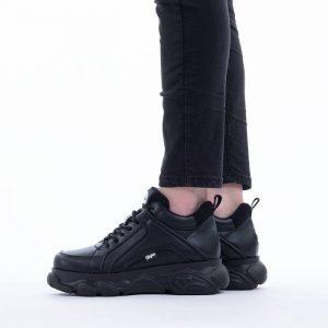 נעלי סניקרס Buffalo לנשים Buffalo Imi Nappa - שחור