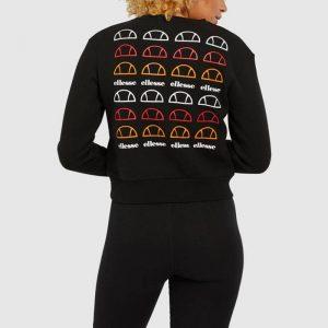 סווטשירט אלסה לנשים Ellesse Glenato Sweatshirt - שחור