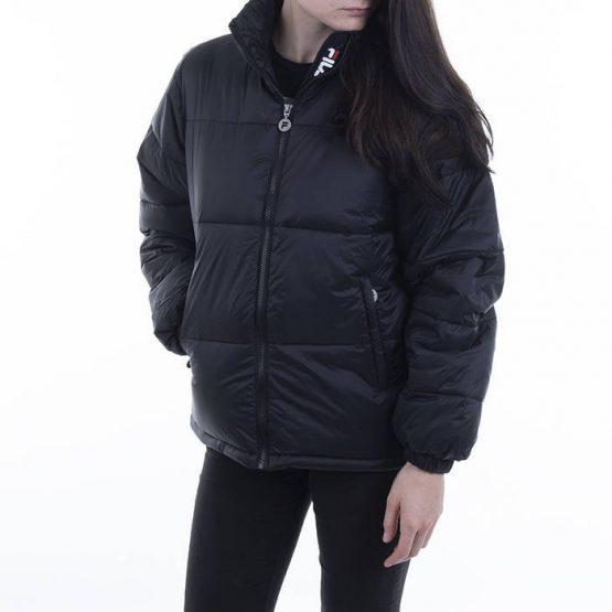 ג'קט ומעיל פילה לנשים Fila Susi - שחור