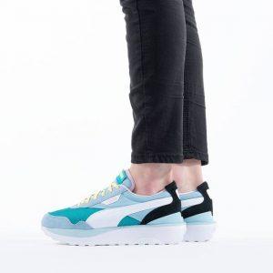 נעלי סניקרס פומה לנשים PUMA Cruise Rider Silk Road - כחול