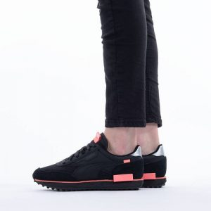 נעלי סניקרס פומה לנשים PUMA Future Rider Tulle Wns - שחור