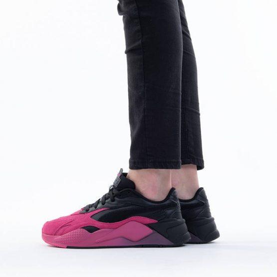 נעלי סניקרס פומה לנשים PUMA Rs-X3 Colour Block Wns - ורוד/שחור