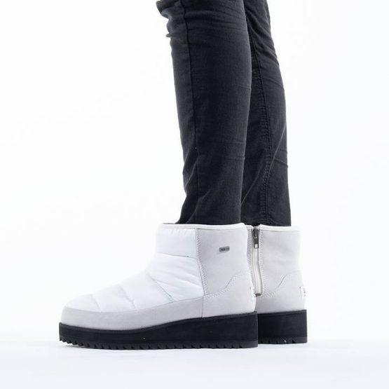 מגפי האג לנשים UGG Ridge Mini - לבן
