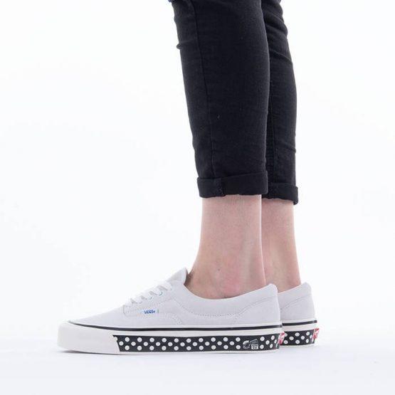 נעלי סניקרס ואנס לנשים Vans Era 95 Dx Anaheim Factory - לבן/אפור