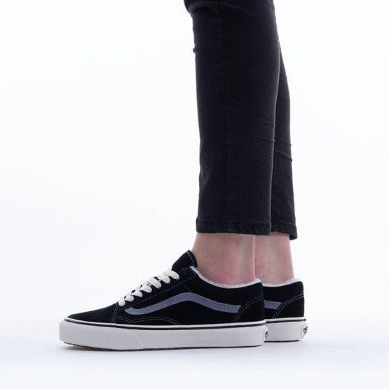 נעלי סניקרס ואנס לנשים Vans Old Skool Mte - שחור