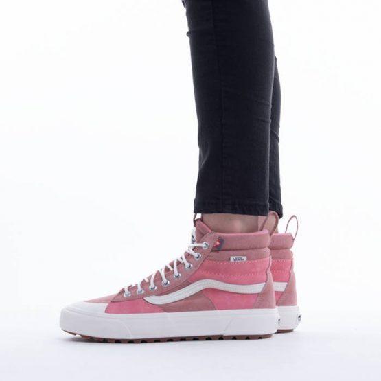 נעלי סניקרס ואנס לנשים Vans Sk8-Hi Mte 2.0 Dx - ורוד