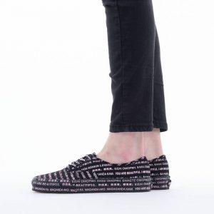 נעלי סניקרס ואנס לנשים Vans x We Are Beautiful Authentic - שחור