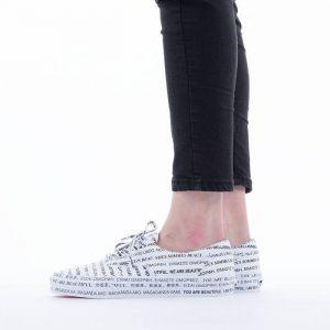 נעלי סניקרס ואנס לנשים Vans x We Are Beautiful Era - לבן
