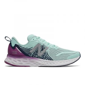 נעלי ריצה ניו באלאנס לנשים New Balance FRESH FOAM TEMPO - טורקיז