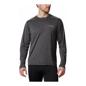 חולצת אימון קולומביה לגברים Columbia TRINITY TRAIL II - שחור