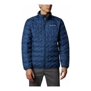 ג'קט ומעיל קולומביה לגברים Columbia DELTA RIDGE - כחול