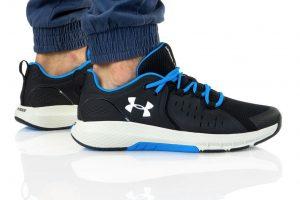 נעלי אימון אנדר ארמור לגברים Under Armour CHARGED COMMIT TR 2 - שחור/כחול