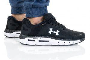 נעלי ריצה אנדר ארמור לגברים Under Armour UA HOVR Infinite 2 - שחור