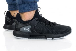 נעלי אימון אנדר ארמור לגברים Under Armour HOVR RISE 2 - שחור