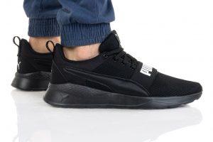 נעלי סניקרס פומה לגברים PUMA ANZARUN LITE BOLD - שחור
