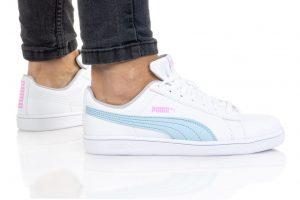 נעלי סניקרס פומה לנשים PUMA UP - לבן