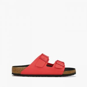 כפכפי בירקנשטוק לגברים Birkenstock Arizona - אדום יין