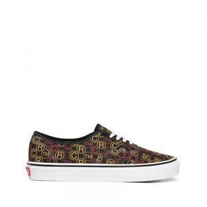 נעלי סניקרס ואנס לגברים Vans Authentic - צבעוני כהה
