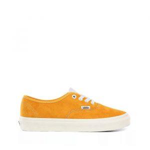 נעלי סניקרס ואנס לנשים Vans Authentic - צהוב