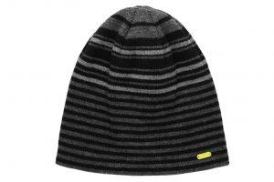 כובע פור אף לגברים 4F Double - שחור/אפור