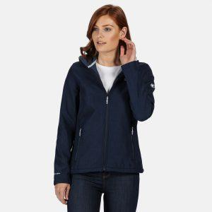 ג'קט ומעיל רגטה לנשים Regatta Connie IV - כחול