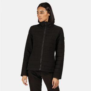 ג'קט ומעיל רגטה לנשים Regatta Lustel - שחור