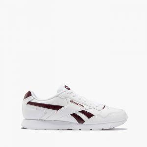 נעלי סניקרס ריבוק לגברים Reebok ROYAL GLIDE - לבן/אדום