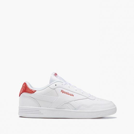 נעלי סניקרס ריבוק לנשים Reebok ROYAL TECHQUE - לבן/אדום