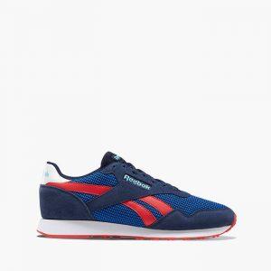 נעלי סניקרס ריבוק לגברים Reebok ROYAL ULTRA - כחול/אדום