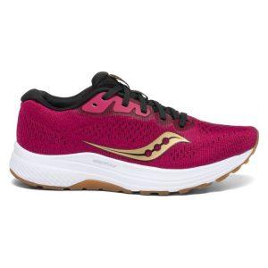 נעלי ריצה סאקוני לנשים Saucony CLARION 2 - אדום