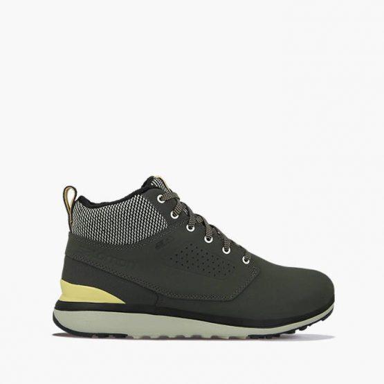 נעלי קז'ואל סלומון לגברים Salomon Utility Freeze CS WP - אפור כהה