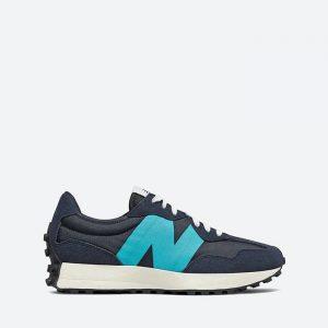 נעלי סניקרס ניו באלאנס לגברים New Balance MS327 - כחול/תכלת
