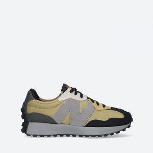 נעלי סניקרס ניו באלאנס לגברים New Balance MS327 - צבעוני כהה
