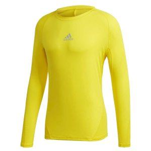 חולצת אימון אדידס לגברים Adidas ASK SPRT - צהוב