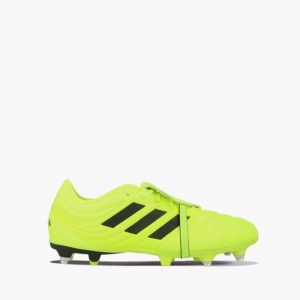 נעלי קטרגל אדידס לגברים Adidas COPA GLORO 19.2 SG MIXY - צהוב