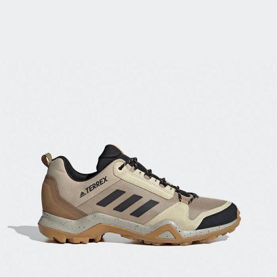 נעלי טיולים אדידס לגברים Adidas Terrex AX3 - בז'